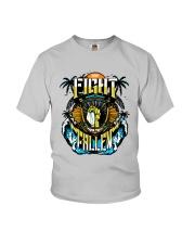 AEW Fight For The Fallen Shirt Youth T-Shirt thumbnail