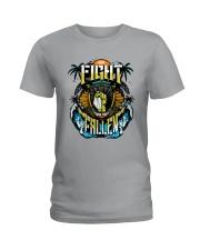 AEW Fight For The Fallen Shirt Ladies T-Shirt thumbnail