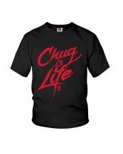 Chug Is Life Shirt Youth T-Shirt thumbnail