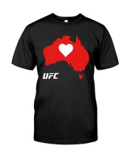 Australia Ufc Shirt Premium Fit Mens Tee tile