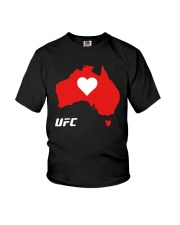 Australia Ufc Shirt Youth T-Shirt thumbnail