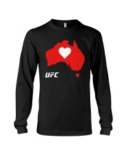 Australia Ufc Shirt Long Sleeve Tee thumbnail