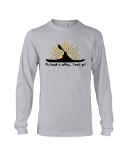 My Kayak Is Calling I Must Go Shirt Long Sleeve Tee thumbnail