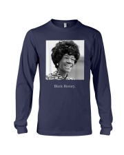 Shirley Chisholm Black History Shirt Long Sleeve Tee thumbnail
