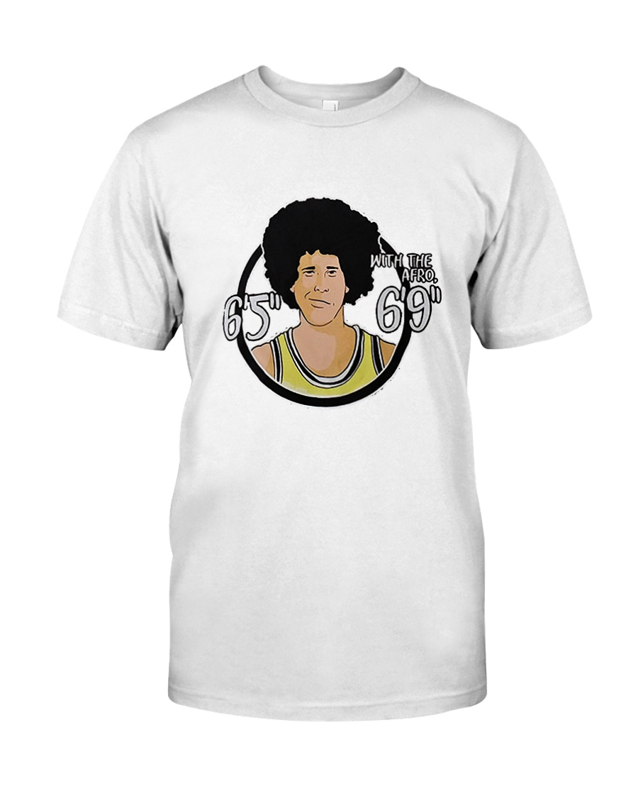 Chevy Chase With The Afro 6 5 6 9 Shirt Classic T-Shirt