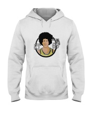 Chevy Chase With The Afro 6 5 6 9 Shirt Hooded Sweatshirt thumbnail