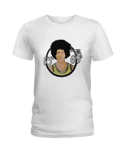 Chevy Chase With The Afro 6 5 6 9 Shirt Ladies T-Shirt thumbnail