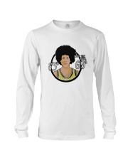 Chevy Chase With The Afro 6 5 6 9 Shirt Long Sleeve Tee thumbnail