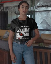 Global Citizen Together At Home Shirt Classic T-Shirt apparel-classic-tshirt-lifestyle-05