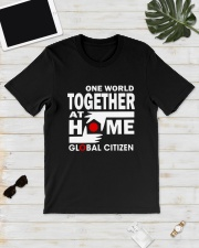 Global Citizen Together At Home Shirt Classic T-Shirt lifestyle-mens-crewneck-front-17