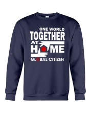 Global Citizen Together At Home Shirt Crewneck Sweatshirt thumbnail