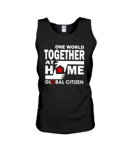 Global Citizen Together At Home Shirt Unisex Tank thumbnail