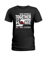 Global Citizen Together At Home Shirt Ladies T-Shirt thumbnail