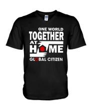 Global Citizen Together At Home Shirt V-Neck T-Shirt thumbnail