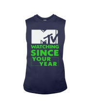 Mtv Watching Since Your Year Shirt Sleeveless Tee thumbnail