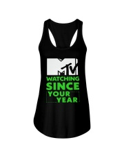 Mtv Watching Since Your Year Shirt Ladies Flowy Tank thumbnail