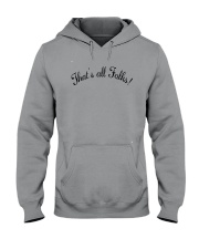 Anthony Davis That's All Folks shirt Hooded Sweatshirt tile