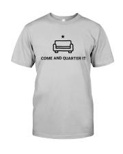 Quinta Jurecic Come And Quarter It Shirt Classic T-Shirt tile