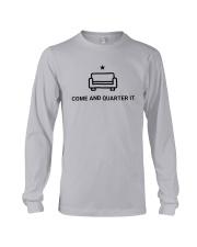 Quinta Jurecic Come And Quarter It Shirt Long Sleeve Tee thumbnail