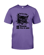Mi Ropa 20 Algodon 80 Pelo De Gato Shirt Premium Fit Mens Tee thumbnail