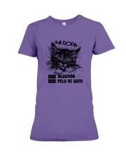 Mi Ropa 20 Algodon 80 Pelo De Gato Shirt Premium Fit Ladies Tee thumbnail