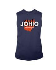 Cincinnati Football Johio Welcomes You Shirt Sleeveless Tee thumbnail