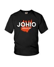 Cincinnati Football Johio Welcomes You Shirt Youth T-Shirt thumbnail