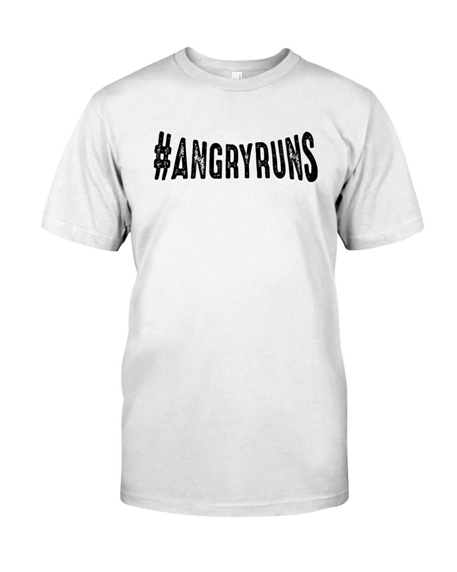 Kyle Brandt Angryruns Shirt Classic T-Shirt