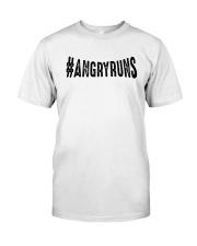 Kyle Brandt Angryruns Shirt Classic T-Shirt front