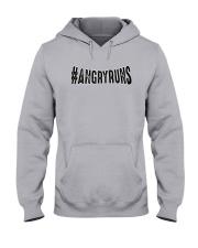 Kyle Brandt Angryruns Shirt Hooded Sweatshirt thumbnail