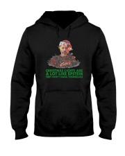 Christmas Lights  A Lot Like Epstein Hang Shirt Hooded Sweatshirt thumbnail