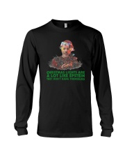 Christmas Lights  A Lot Like Epstein Hang Shirt Long Sleeve Tee thumbnail
