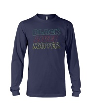 Rico Black Lives Matter Shirt Long Sleeve Tee thumbnail