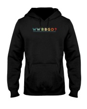 What Would Rbg Do Shirt Hooded Sweatshirt thumbnail