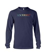 What Would Rbg Do Shirt Long Sleeve Tee thumbnail