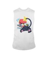 Gingy K Fox Tripped Up Kitty Shirt Sleeveless Tee thumbnail