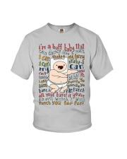 I'm A Buff Baby That Can Dance Like A Man Shirt Youth T-Shirt thumbnail