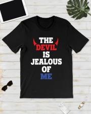 The Devil Is Jealous Of Me T Shirt Classic T-Shirt lifestyle-mens-crewneck-front-17
