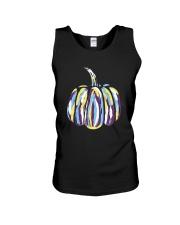 Pumpkin Spice Shirt Unisex Tank thumbnail