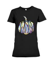 Pumpkin Spice Shirt Premium Fit Ladies Tee thumbnail