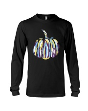Pumpkin Spice Shirt Long Sleeve Tee thumbnail