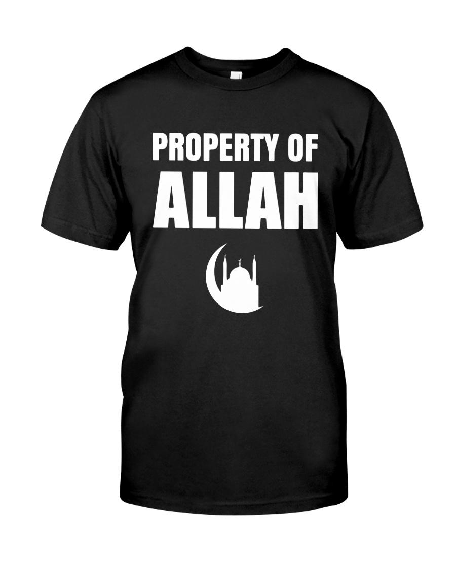 Allah Is Not God Shirt Classic T-Shirt