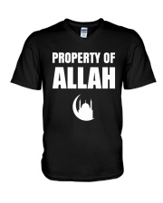 Allah Is Not God Shirt V-Neck T-Shirt thumbnail