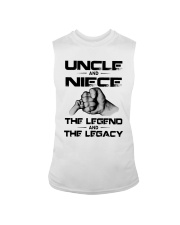 Uncle And Niece The Legend And The Legacy Shirt Sleeveless Tee thumbnail
