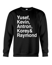 Yusef Kevin Antron Korey and Raymond Shirt Crewneck Sweatshirt thumbnail