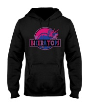 LGBT Biceratops Shirt Hooded Sweatshirt thumbnail