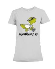 Pharmasaurus Rx Shirt Premium Fit Ladies Tee thumbnail