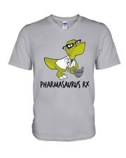 Pharmasaurus Rx Shirt V-Neck T-Shirt thumbnail
