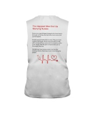 The Happiest Men End Up Marrying Nurses Shirt Sleeveless Tee thumbnail