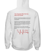 The Happiest Men End Up Marrying Nurses Shirt Hooded Sweatshirt thumbnail